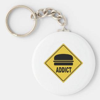 AW Burger Key Chains