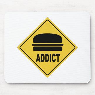 AW Burger Mouse Mat