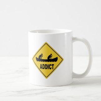AW Canoeing Basic White Mug