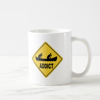 AW Canoeing Classic White Coffee Mug