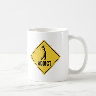 AW Golf 3 Coffee Mug