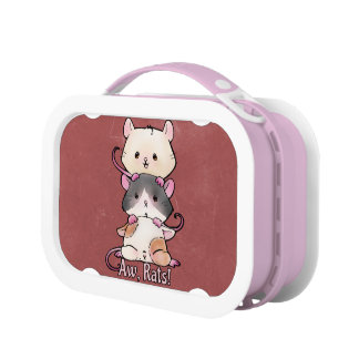 Aw, Rats! Lunch Box