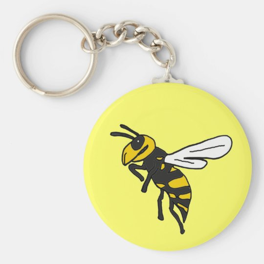 AW- Yellow Jacket Keychain
