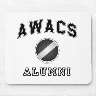 AWACS Alumni Mouse Mat