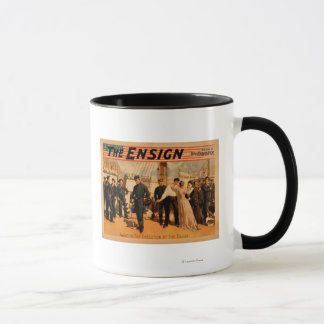 Awaiting the Execution of the Ensign Theatre Mug