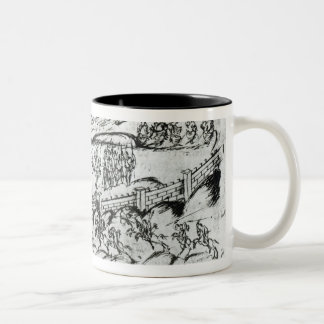 Awake, why sleepest thou, O Lord?' Two-Tone Mug