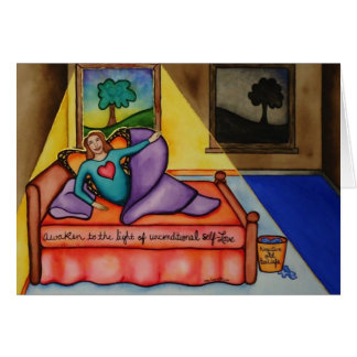 Awaken by Rita Loyd Card