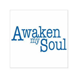 Awaken My Soul - Custom Self-inking Stamp
