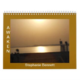 Awaken Wall Calendars