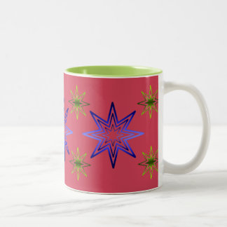 Awakening Star On Rose Coffee Mug