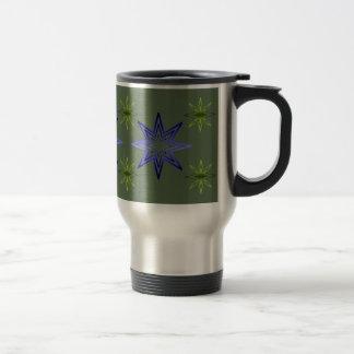 Awakening Star On Sage Coffee Mugs