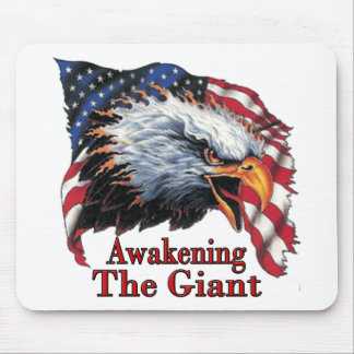 Awakening The Giant Mouse Pad