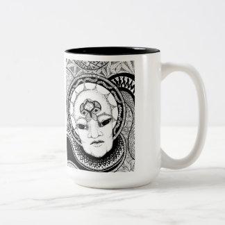 Awakening Two-Tone Mug