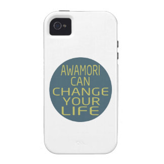 Awamori Can Change Your Life Vibe iPhone 4 Case
