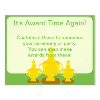 Award Ceremony or Party Invite