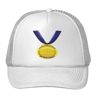 Award Winning Adoptive Mother Mothers Day Gifts Trucker Hat