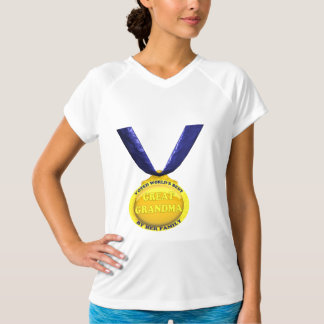 Award Winning Great Grandmother Mothers Day Gifts T-Shirt