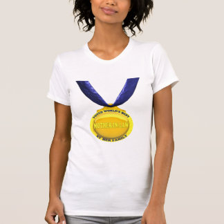 Award Winning Mother-In-Law Mothers Day Gifts T-Shirt