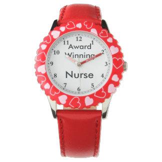 Award Winning Nurse Wristwatches