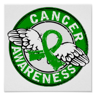 Awareness 14 Bile Duct Cancer Posters