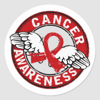 Awareness 14 Blood Cancer Stickers