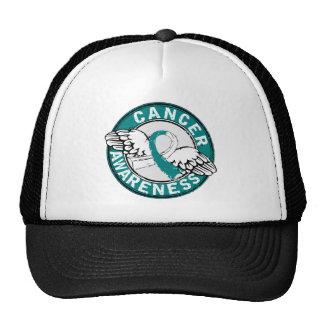 Awareness 14 Cervical Cancer Trucker Hat