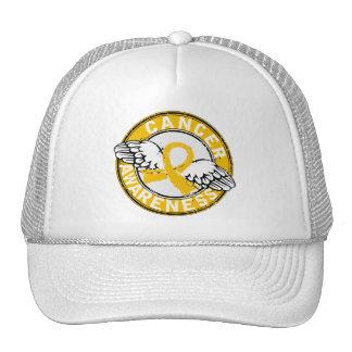 Awareness 14 Childhood Cancer Trucker Hat
