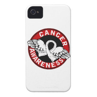 Awareness 14 Lung Cancer iPhone 4 Case-Mate Case
