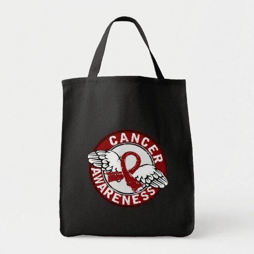 Awareness 14 Multiple Myeloma Canvas Bag