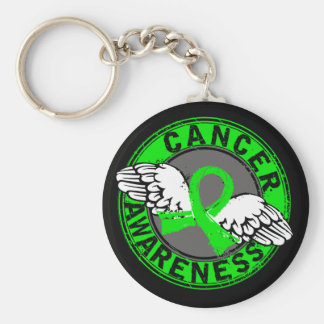 Awareness 14 Non-Hodgkin's Lymphoma Keychain