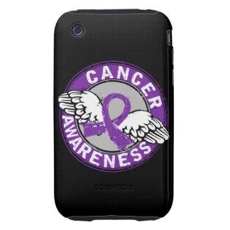 Awareness 14 Pancreatic Cancer iPhone 3 Tough Cases