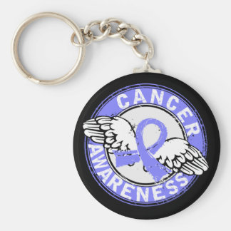 Awareness 14 Prostate Cancer Key Chain