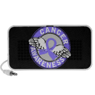 Awareness 14 Stomach Cancer Laptop Speaker