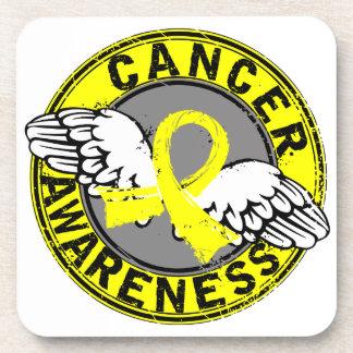 Awareness 14 Testicular Cancer Drink Coasters