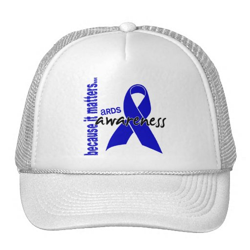 Awareness 1 ARDS Trucker Hats