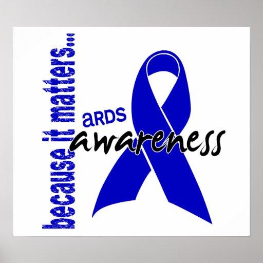 Awareness 1 ARDS Poster