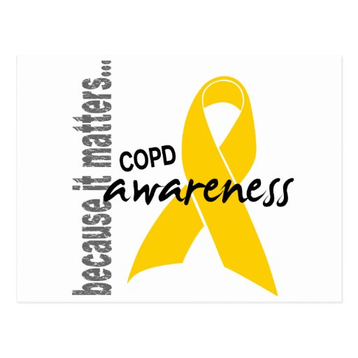 Awareness 1 COPD Post Cards