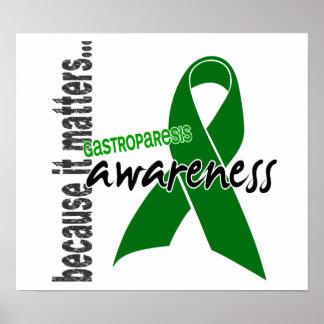 Awareness 1 Gastroparesis Print