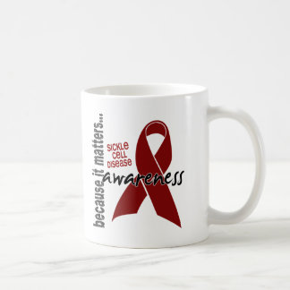 Awareness 1 Sickle Cell Disease Coffee Mug