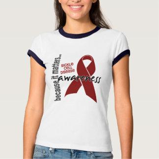 Awareness 1 Sickle Cell Disease Tshirt