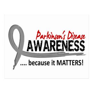 Awareness 2 Parkinson's Disease Postcard