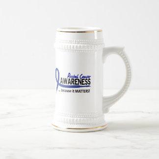 Awareness 2 Rectal Cancer Coffee Mug