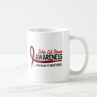 Awareness 2 Sickle Cell Disease Mugs