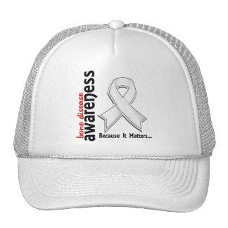 Awareness 5 Bone Disease Trucker Hats