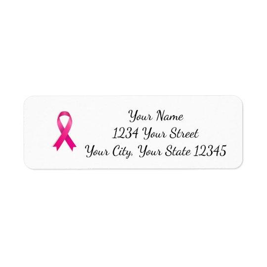 Awareness Address Label