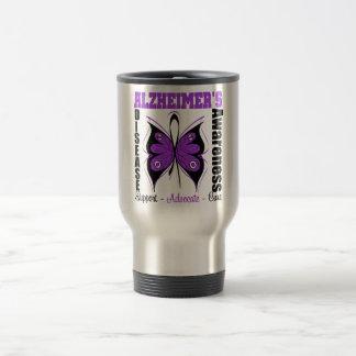 Awareness Butterfly Alzheimers Disease Coffee Mug