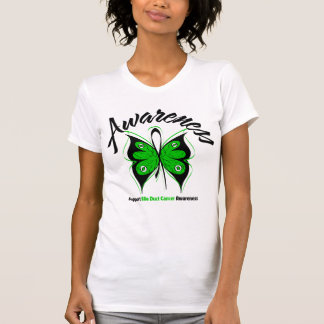 AWARENESS Butterfly Bile Duct Cancer T Shirts