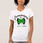 AWARENESS Butterfly Bile Duct Cancer Tees