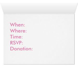 Awareness Charity Greeting Card