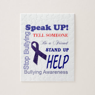 Awareness Gift Anti Bullying Puzzle
